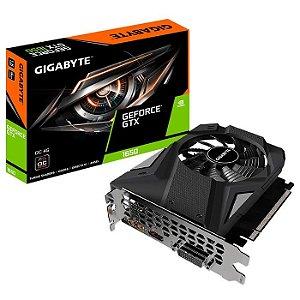 * PLACA DE VIDEO 4GB GTX 1650 GV-N1656OC-4GD GDDR6 128 BITS GEFORCE DP HDMI DVI-D GIGABYTE BOX