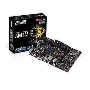 PLACA MAE AM1 MICRO ATX AM1M-E DDR3 ASUS