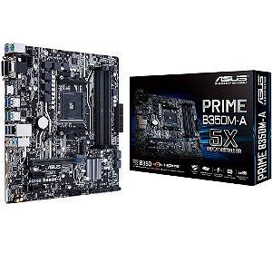 PLACA MAE AM4 MICRO ATX B350M-A DDR4 PRIME ASUS