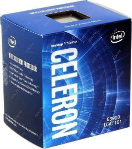 PROCESSADOR 1151 CELERON G3900 2.8 GHZ SKYLAKE 2 MB CACHE INTEL