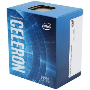 PROCESSADOR 1151 CELERON G3930 2.9 GHZ KABY LAKE 2 MB CACHE INTEL