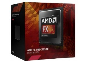PROCESSADOR AM3 VISHERA FX-8300 3.3 GHZ 16.0 MB CACHE BLACK EDITION AMD