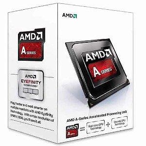 PROCESSADOR FM2 DUAL CORE A4 4000 3.0 GHZ RICHLAND 1 MB CACHE AMD