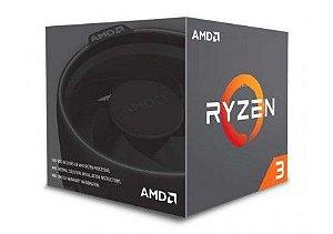 PROCESSADOR AM4 RYZEN 3 1200 3,4 GHZ QUAD CORE AMD