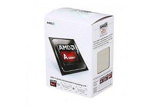 PROCESSADOR FM2 DUAL CORE A4 7300 3,80GHZ 1 MB CACHE AMD