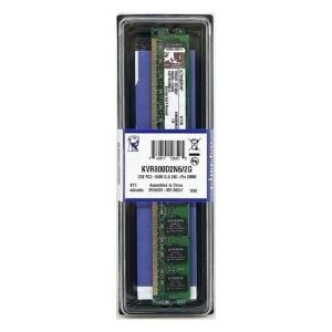 MEMORIA 2048 DDR2 800 MHZ KVR800D2N6/2G 16CP KINGSTON