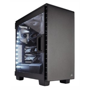 GABINETE MID-TOWER CC-9011081-WW CARBIDE SERIES 400C WINDOWS SEM FONTE