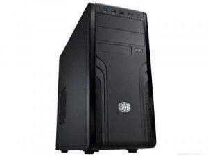 GABINETE FOR-500-KKR350-N2 MID-TOWER C/FONTE CM FORCE 500 PRETO COOLER MASTER