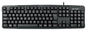 TECLADO USB KB-12BK C3TECH