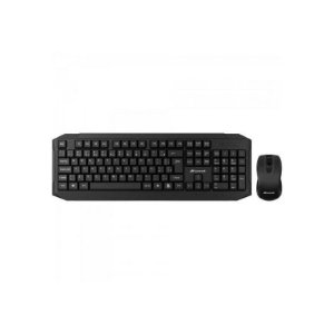 KIT TECLADO E MOUSE WCF-101 WIRELESS 60981 FORTREK