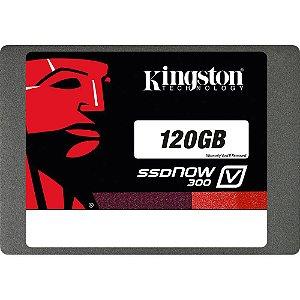 SSD 120GB SATA III SV300S37A/120G KINGSTON  IMPORTADO
