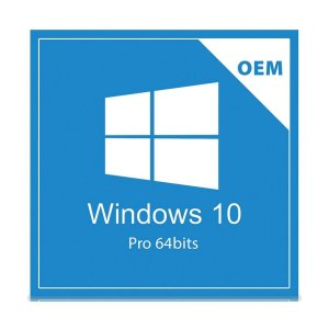 SOFTWARE WINDOWS 10 PRO BR 64BITS COA MICROSOFT OEM