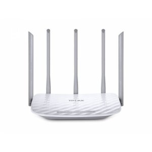 ROTEADOR 450 MBPS WIRELESS AC1350 ARCHER C60 1 PORT WAN 4 PORT LAN TP LINK