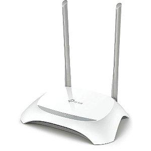 ROTEADOR 300 MBPS WIRELESS TL-WR849N 1 PORT WAN 4 PORT LAN TP LINK