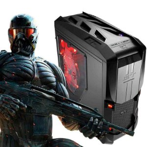 PC GAMER STRIKER - CRYSIS 3