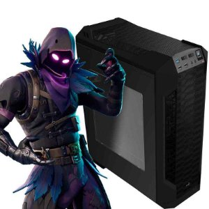 PC GAMER DARK - FORTNITE