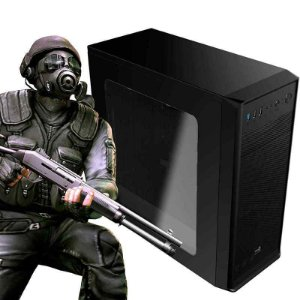 PC GAMER SINGLE SI 5100 EN58348 - CS GO