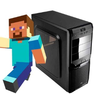 PC GAMER EASY - MINECRAFT