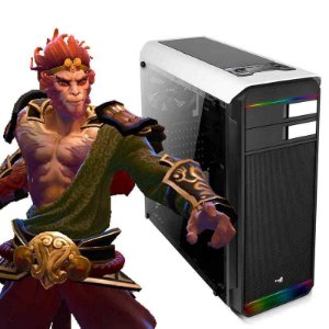 PC GAMER KING LED AERO 500G - DOTA 2