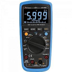 Multimetro Digital ET1659 AZ MINIPA
