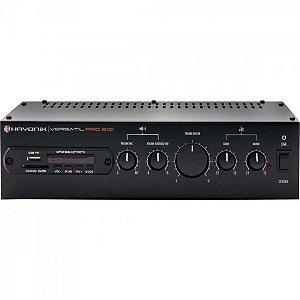 Amplificador 100W com Bluetooth VERSATIL PRO-610 Preto HAYONIK