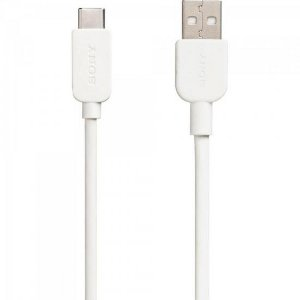 Cabo USB tipo C CP-AC100 Branco SONY