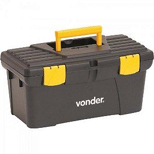 Caixa de Ferramentas CPV 0320 Preta e Amarela VONDER