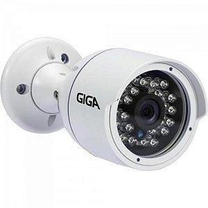 Camera Bullet 2,6mm Infra 30m 720P Open HD (4 em 1) GS0016 Branco GIGA