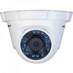 Camera Dome FULL HD TVI 1080P 3,6mm 20m CD-3620-2P Case Plast AQUARIO