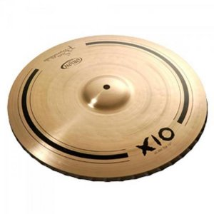 """Chimbal Hi Hat 15"""" Persoalidade X10 ORION"""