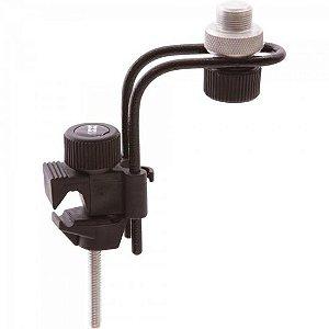 Clamp P/ Microfonar Bateria B10 Preto ASK