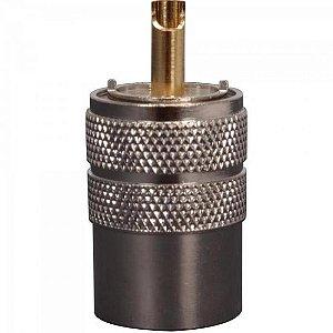 Conector UHF Macho KM1/3001T
