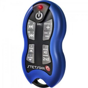 Controle Remoto para Som Automotivo SX2 Azul STETSOM