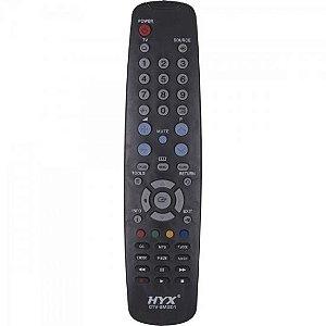Controle Remoto para TV LCD SAMSUNG CTV-SMG01 Preto HYX