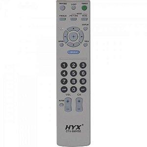 Controle Remoto para TV LCD SONY CTV-SNY02 HYX