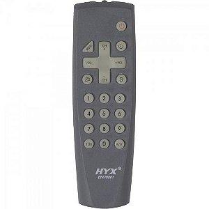Controle Remoto para TV TOSHIBA LUMINA Preto CTV-TOS01 HYX