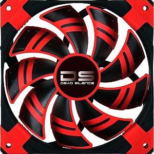 Cooler Fan DS EN51615 14cm Vermelho AEROCOOL