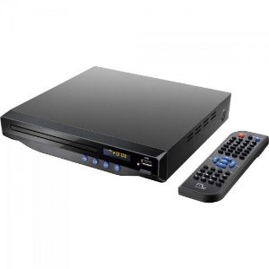 DVD Player MP3/HDMI/USB/KARAOKE SP193 Preto MULTILASER