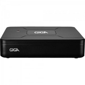 DVR Open Lite (4 em 1) 4 Canais 720P HD GS0082 Preto GIGA