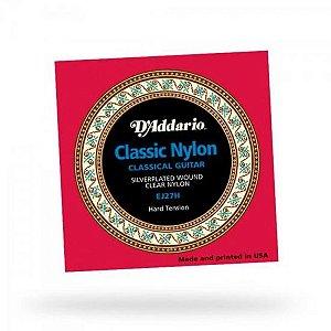 Encordoamento Nylon Para Violão J27H D'ADDARIO
