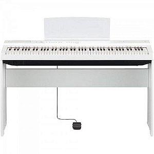 Estante Para Piano YAMAHA L125WH P125 Br