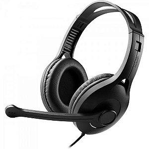Fone de Ouvido Headset com Alça e Microfone K800 Preto EDIFIER