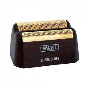 Lâmina Flexível e Barra De Corte Para Reposição Finale 0,1MM WAHL CLIPPER
