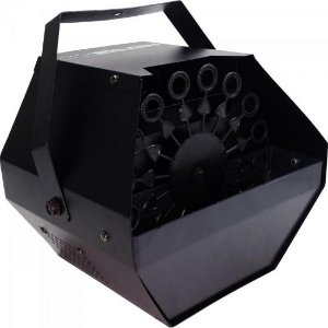Máquina de Bolhas 25W 110V MB25 Preta ALLTECHPRO