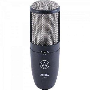 Microfone Cardióide P 420 Preto AKG