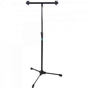 Mini Pedestal Para Iluminação CL2 Preto ASK