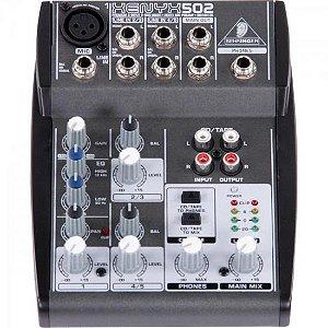 Mixer Xenyx 502 BEHRINGER