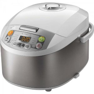 Multicooker Daily Collection RI3237/7 Branca/Cinza 220V PHILIPS WALITA