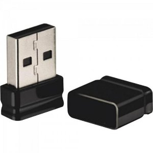 Pendrive Nano 8GB PD053 Preto MULTILASER