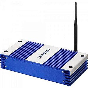 Repetidor de Celular 800MHz RP-870S Prata/Azul AQUÁRIO